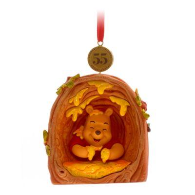 Disney Store - Legacy Kollektion - Winnie Puuh im Honigbaum - Dekorationsstück zum Aufhängen