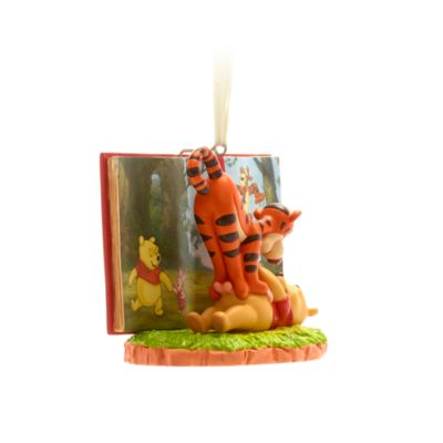 Disney Store Winnie the Pooh and Friends Hanging Ornament