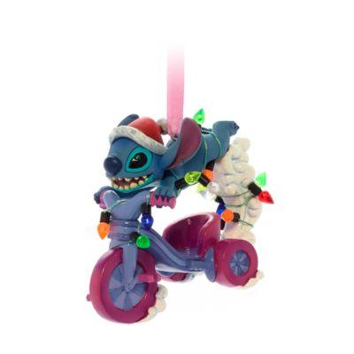 Decorazione natalizia da appendere Stitch Disney Store