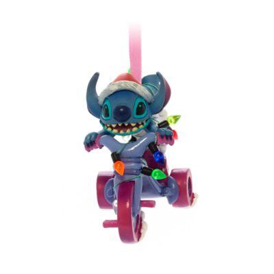 Adorno colgante navideño Stitch, Disney Store