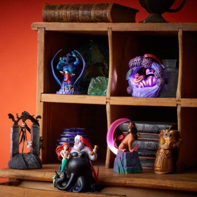 Disney Store Jack Skellington and Sally Singing Hanging Ornament