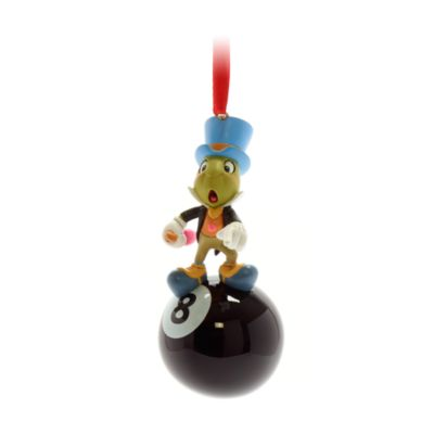 Disney Store Jiminy Cricket Hanging Ornament, Pinocchio
