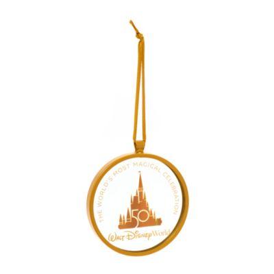 Adorno colgante 50.º aniversario Mickey Mouse, Walt Disney World