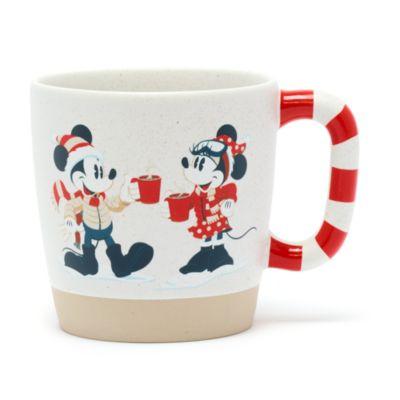Disney Store - Walt's Holiday Lodge - Micky Maus und Freunde - Becher