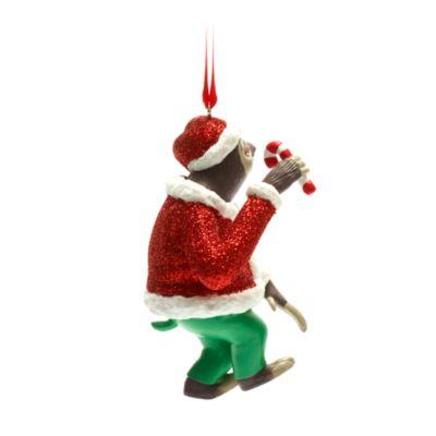 Disney Store - Flash Slothmore - Weihnachtliches Dekorationsstück zum Aufhängen