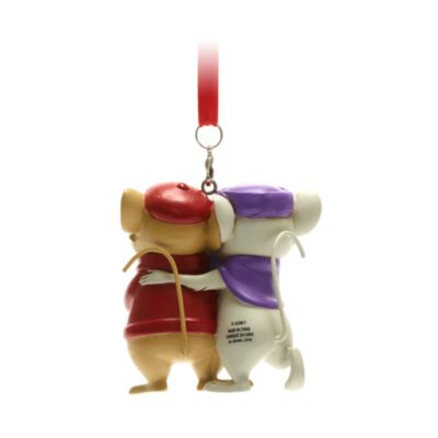 Disney Store Bernard and Bianca Hanging Ornament, The Rescuers