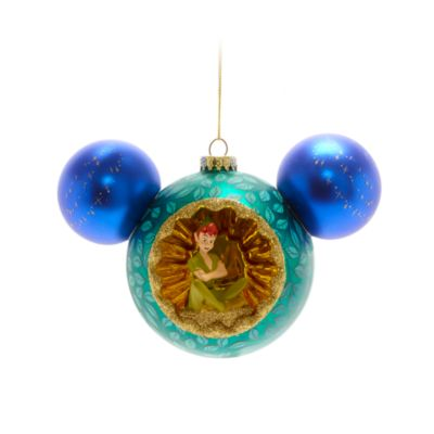 Disney Store Peter Pan Mickey Mouse Hanging Ornament
