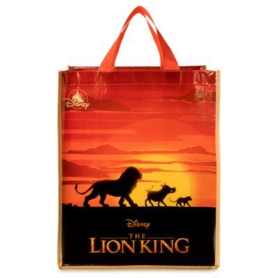 Disney Store Sac de shopping Le Roi Lion réutilisable, moyenne taille