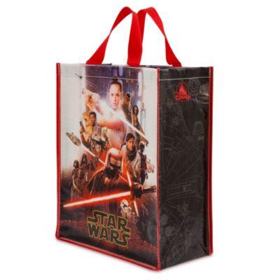Disney Store Sac de shopping réutilisable Star Wars: L'Ascension de Skywalker, taille standard
