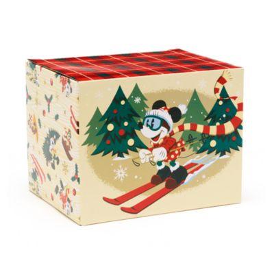 Caja para tazas Mickey y sus amigos, Walt's Holiday Lodge, Disney Store