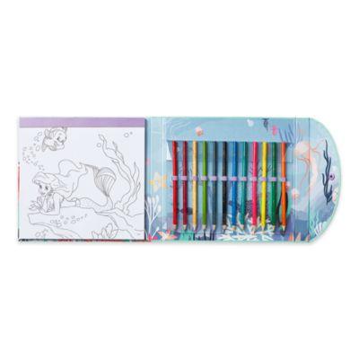 Album da colorare La Sirenetta Disney Store