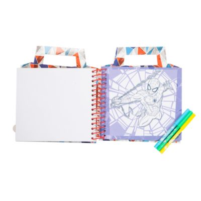 Cuaderno actividades con anilla Spider-Man, Disney Store