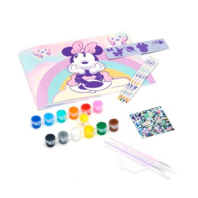 Set pintura Minnie Mouse Mystical, Disney Store