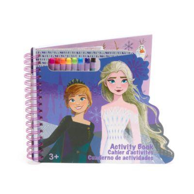 Album attività Frozen 2: Il Segreto di Arendelle Disney Store