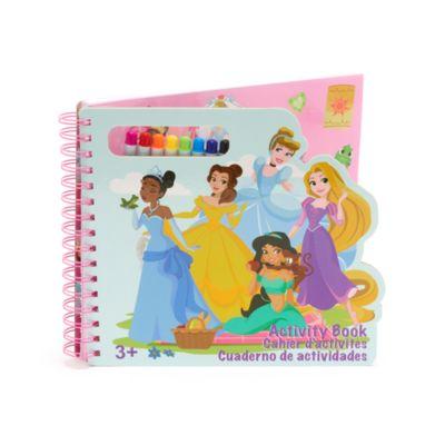 Cuaderno actividades princesas Disney, Disney Store