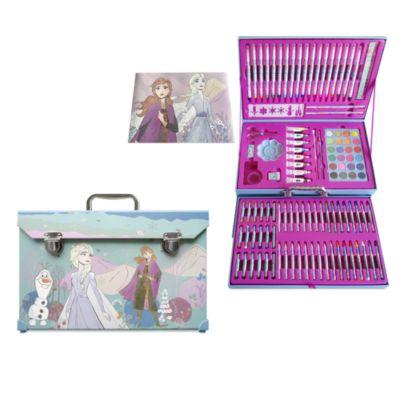 Disney Store Frozen 2 Deluxe Art Kit