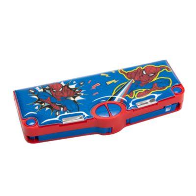 Disney Store - Spider-Man - Federmäppchen mit Zubehör