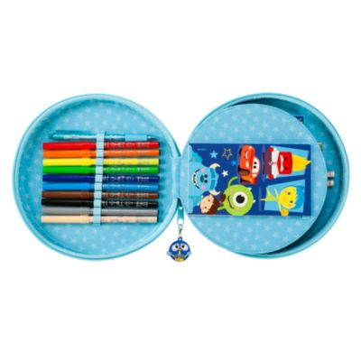 Disney Store Kit de fournitures Disney Pixar zippé