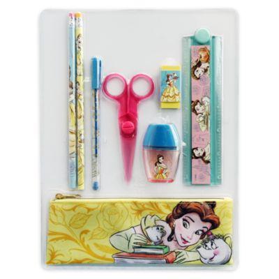 Disney Store Kit de fournitures Belle