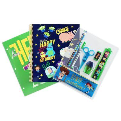 Disney Store Toy Story 4 Stationery Supply Kit