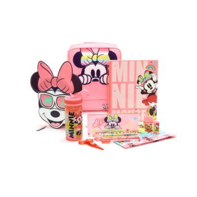Disney Store - Minnie Maus - Schreibwarenset