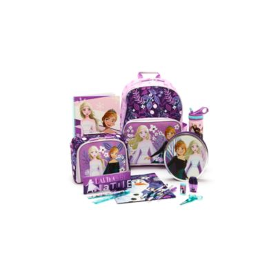 Disney Store Frozen 2 Zip-Up Stationery Kit