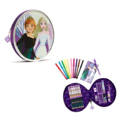 Estuche artículos papelería con cremallera Frozen2, Disney Store