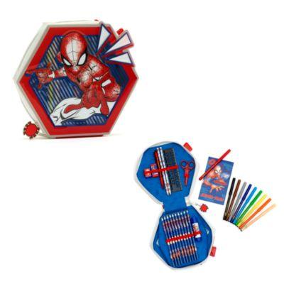 Disney Store Kit de fournitures Spider-Man zippé