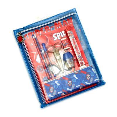 Disney Store Spider-Man Stationery Supply Kit