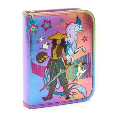 Disney Store Kit de fournitures Raya et le Dernier Dragon zippé