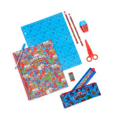 Disney Store Kit de fournitures Marvel
