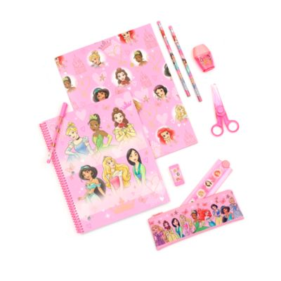 Disney Store Kit de fournitures Princesses Disney