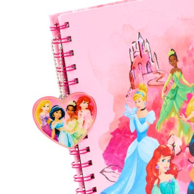 Disney Store Cahier A4Princesses Disney