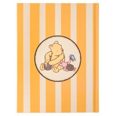 Disney Store Carnet Winnie l'Ourson