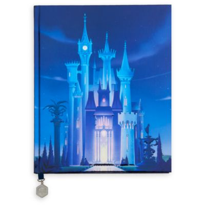 Disney Store Cinderella Castle Collection Journal, 1 of 10