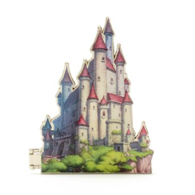 Pin Castle Collection Biancaneve Disney Store, 4 di 10