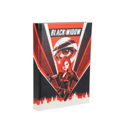 Disney Store Black Widow Journal