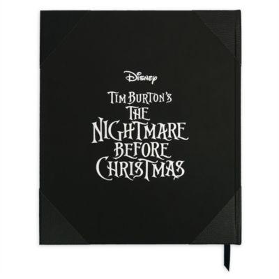 Diario réplica Pesadilla antes de Navidad, Disney Store
