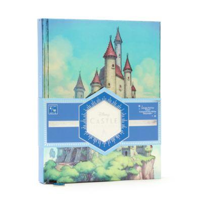 Diario Blancanieves, colección Castle, Disney Store (4 de 10)