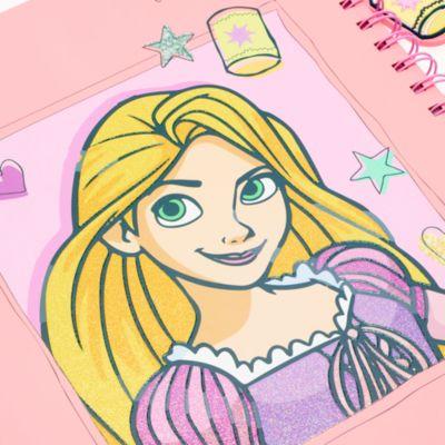 Cuaderno A4 Rapunzel, Enredados, Disney Store
