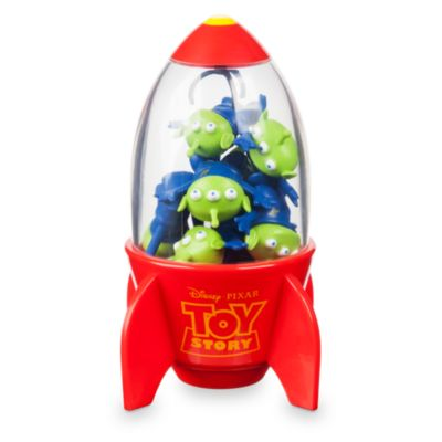 Disney Store Lot de 8 gommes Toy Story
