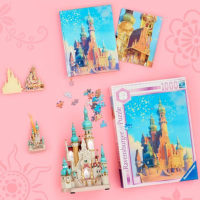 Disney Store Tangled Castle Collection Journal, 5 of 10