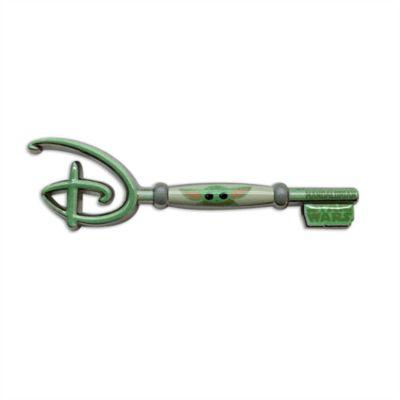 Disney Store Grogu Opening Ceremony Key Pin, Star Wars
