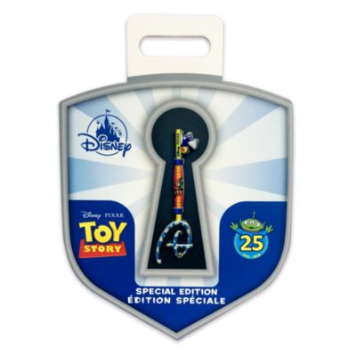 Pin chiave Opening Ceremony Toy Story 25° anniversario Disney Store