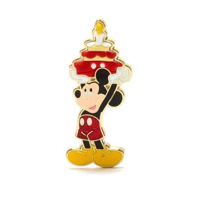 Disney Store Pin's Anniversaire avec Mickey