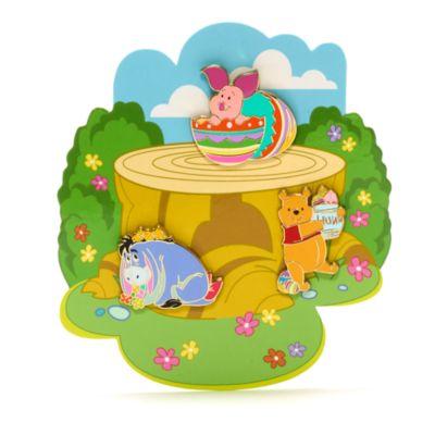 Disney Store Ensemble de pin's de Pâques Winnie l'Ourson