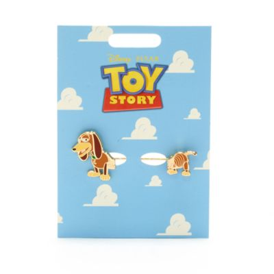 Disney Store Pin's Zigzag, Toy Story