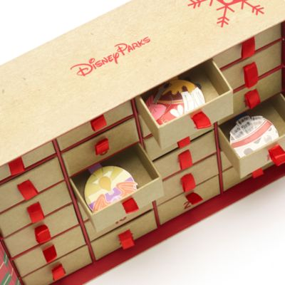 Disney Store Pin Advent Calendar