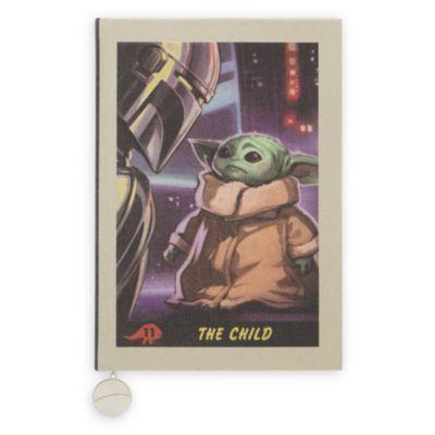 Disney Store The Child Journal, Star Wars: The Mandalorian