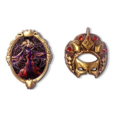 Disney Store Evil Queen Disney Designer Collection Pin Set